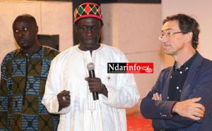 Moussa TOURE: ''On ne vient pas dans un Festival pour avoir un prix''