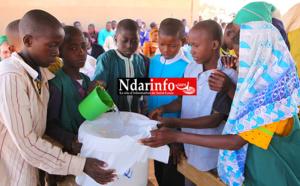GANDIOL – NDOYE DIAGNE : les bonnes actions du PAEMS au service de l'école (vidéo)