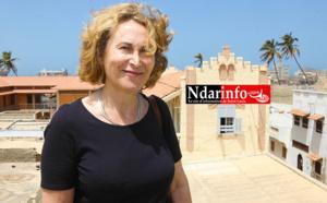 """Entretien exclusif avec Nathalie Longueville BEDRUNE : """" de belles perspectives de coopération entre Saint-Louis et Toulouse """" (vidéo)"""