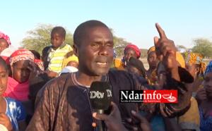 Manque d'eau et d'électricité : Ndièbene Peulh très en colère contre Macky SALL (vidéo)