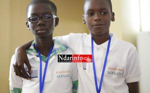 Finale nationale de la dictée Paul Gérin Lajoie : Les élèves Emile Michel Latyr Faye et Abdoulahi Bâ vont représenter le Sénégal au Canada
