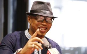 "Législatives 2017 -El Hadji Diouf n'écarte pas d'être sur une liste : ""Macky Sall est mon ami, foumouma wo, ma wouyouko"""