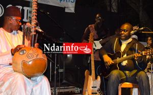FESTIVAL JAZZ DE SAINT-LOUIS - « AUTOUR DE MINUIT », rencontre de trois musiciens d'exception