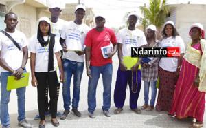 Saint-Louis – Assainissement : l'ADC sensibilise les chefs des ménages de Ndioloféne Sud, Diamaguéne, Léona et Eaux-Claires.
