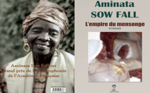 ''L'empire du mensonge'' d'Aminata Sow Fall se veut ''une introspection sociale''