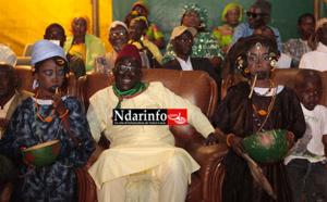 LÉGISLATIVES : le Docteur Ahmadou DIA mobilise ses troupes ( photos )