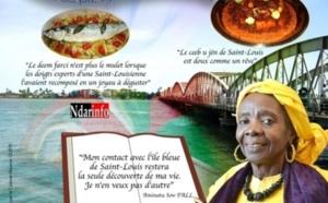 Aminata Sow Fall chantée par ses pairs