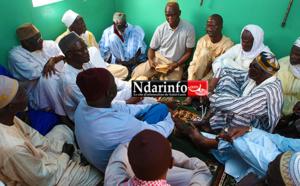 GUET-NDAR : Mansour FAYE remet 10 millions FCFA aux daaras délocalisés.
