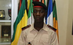 Yann Ombandza Sammy Davis du prytanée, meilleur élève au Concours général sénégalais 2017