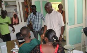 Saint-Louis accueille la première visite de l'Ambassadeur Mushingi à l'intérieur du pays