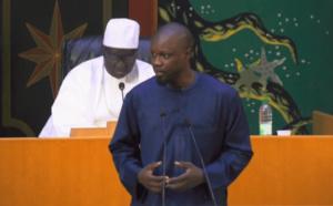 ASSEMBLÉE NATIONALE : SONKO révèle des « pratiques indignes de la majorité mécanique »