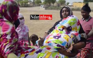 DIAMA : Privé de l'électricité, le village de TABA TREIZE sonne la révolte ( vidéo)