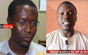 NOMINATIONS : Mbaye BABOU à Matam, Siaka GOUDIABY à Ziguinchor