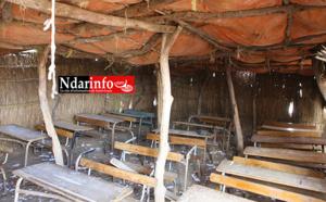 Déby-Tiguette : une école en lambeaux (vidéo)