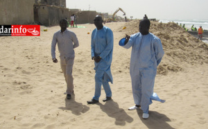 Relèvement d'urgence des sinistrés de la Langue de Barbarie : Fin d'une mission de l'ADM, de la Banque Mondiale et l'Union européenne à Saint-Louis (vidéo)