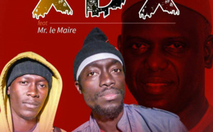 RAP : Un Single Explosif de XDX contre Mansour FAYE. Regardez !