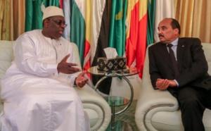 Mauritanie-Sénégal : Les dessous d'un entretien téléphonique Macky Sall- Ould Abdel Aziz