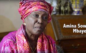 A la découverte de la Saint-Louisienne Amina Sow MBAYE: Une enseignante de coeur ( video )