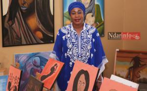 RECYCL'ART : Au centre de l'APEC de Saint-Louis, plus d'une vingtaine d'enfants formés (vidéo)