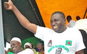 Bamba FALL reçu Au palais avant d'accueillir le Premier Ministre