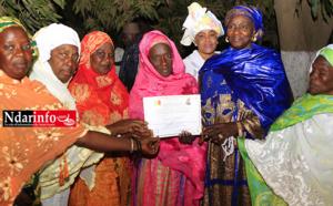 Entrepreneuriat féminin : À BANGO, l'AFSDN honore ses pionnières (vidéo)