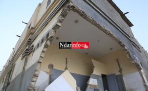 École Cheikh TOURE : les prémisses de la catastrophe (vidéo)