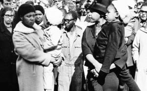 La vie de Winnie Mandela, en photos