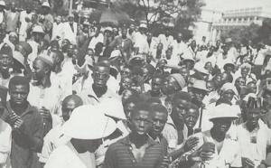 Cinquantenaire de mai 1968 au Sénégal : Cours d'histoire
