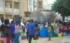 Pénurie d'eau : Les Dakarois invités à patienter encore… 4 mois