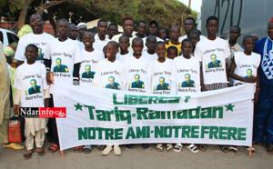 JUSTICE POUR TARIQ RAMADAN : Des religieux de Saint-Louis se mobilisent à côté de Serigne Mansour DJAMIL (vidéo)