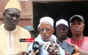 Crise à l'hôpital de Saint-Louis : les Imams désamorcent la bombe (vidéo)