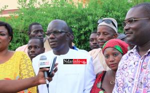 FASS-NGOM : Ibrahima DIAO promet 7.500 parrains au président Macky SALL (vidéo)
