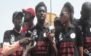 «Le Président Macky Sall a fait un hors sujet à l'Ucad en parlant de l'affaire  Fallou Sene», selon les étudiants de l'UGB