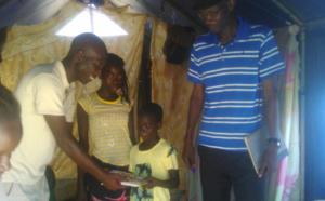 EDUCATION : AVECC offre des fournitures aux enfants de Khar Yalla
