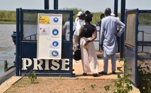 Pollution de la réserve d'eau de BANGO : des experts de la SDE, de l'OLAC et de la SAED constatent l'ampleur de la catastrophe