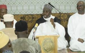GAMOU 2018 : Ouverture du Bourda à la mosquée Ihsane ( vidéo)
