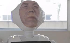 Deuil Au Japon, un robot pourra prendre le visage d'un proche disparu