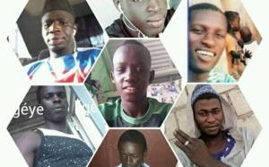 """""""Nous avons ouvert les tiroirs de la morgue et nous les avons vus ..."""", explique Cheikh Sidate NDIAYE, porte-parole des familles des pêcheurs"""