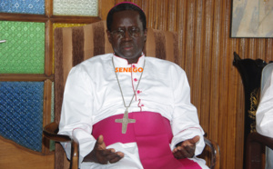 Tension préélectorale: l'Eglise appelle au calme et à la retenue