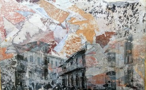 Exposition-Inspiration : Aurelie Dussossoy, une artiste plasticienne française immortalise Saint Louis Du Sénégal