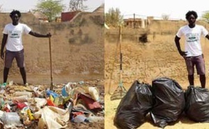 Clean Up Challenge : la conscience écologique en mouvement au Sénégal
