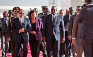Diplomatie : les président Al SISI et SALL ont signé deux mémorandums