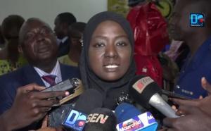 Zeynab MBENGUE, alumni de l'UGB, première femme à intégrer la Cour des comptes