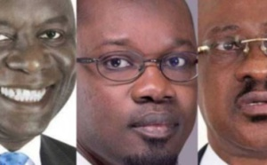 Suppression poste PM : Idy, Sonko et Madické «condamnent» la démarche de Macky