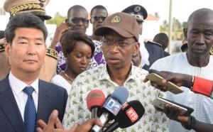 Atteinte de l'autosuffisance en riz : le ministre Moussa BALDÉ affiche son optimisme (vidéo)