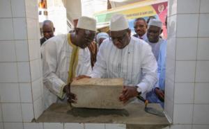 Réhabilitation de la grande mosquée de Saint-Louis : la piqûre de rappel de l'Imam ratib au président Macky SALL
