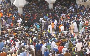 MAGAL DE TOUBA EDITION 2012 *** LE MAGAL : Un Acte de reconnaissance à Dieu et à Serigne TOUBA Khadimou Rassoul