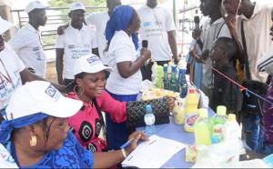 Sensibilisation sur la tuberculose : PLAN dresse un stand sur place Faidherbe (vidéo)