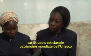 Saint-Louis : de jeunes élèves proposent des solutions contre la pollution pastique ( vidéo)