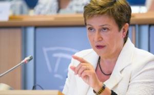 La DG du FMI appelle les pays africains à compter d'abord sur eux-mêmes